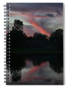 Life Behind The Trees Spiral Notebook