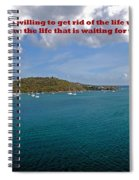 Life Changes Spiral Notebook