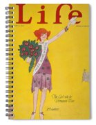 Life Cover, 1926 Spiral Notebook