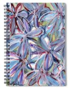 Life Form Two Spiral Notebook