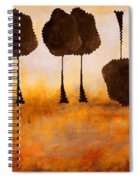Life Has It's Ups And Downs Spiral Notebook