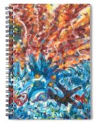 Life Ignition Mural V3 Spiral Notebook