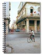 Life In Cuba Spiral Notebook