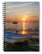 Life In Florida Spiral Notebook