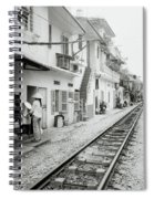 Life In Hanoi Spiral Notebook