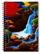 Life In Progress Spiral Notebook