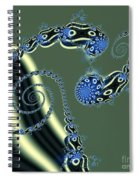 Life In The Ocean  Spiral Notebook