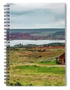 Life In Wyoming Spiral Notebook