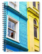 Life Is Colourful Spiral Notebook