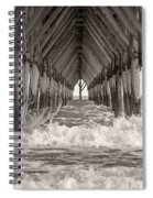 Life Is Good On Topsail Scp Spiral Notebook