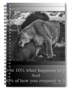 Life Is Loving Hugs Spiral Notebook
