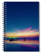 Life Is Simple Just Add Water Spiral Notebook