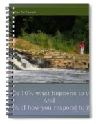 Life Is Taking Time For Yourself Spiral Notebook