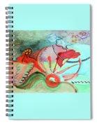 Life Machine Spiral Notebook