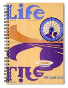Life Magazine, 1926 Spiral Notebook