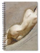 Life Study Of The Female Figure Spiral Notebook