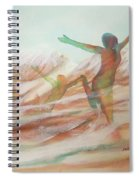 Life Transcendent Spiral Notebook