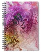 Life Vibrations Spiral Notebook