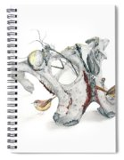 Life With Carolina Wrens Spiral Notebook