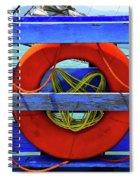 Lifebuoy Spiral Notebook