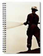 Lifeline Spiral Notebook