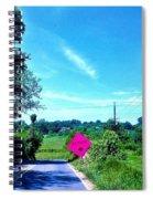 Life's Detour Spiral Notebook
