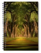 Life's Journey Spiral Notebook
