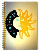 Lifes Light Spiral Notebook