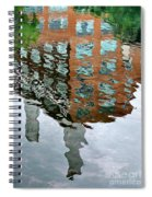 Life's Reflections Spiral Notebook