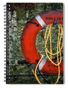 Lifesaver Spiral Notebook