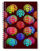 Lift Wrapper Spiral Notebook