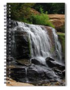 Lift Your Spirit Spiral Notebook