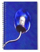 Light Balls Spiral Notebook