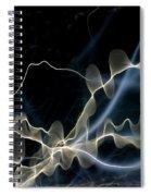 Light Bounce 2 Spiral Notebook