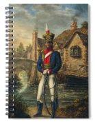 Light Dragoons Spiral Notebook