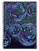 Light In The Dark  Spiral Notebook