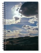 Light In The Distance Spiral Notebook