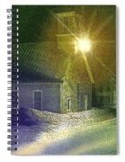 Light In The Night Spiral Notebook