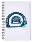 Light In The Tunnel 2 Spiral Notebook