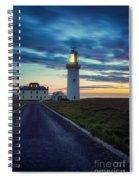 Light Keeper Spiral Notebook