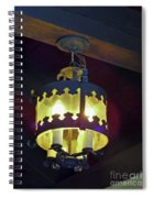 Light Of Our Lady Of Le Leche Spiral Notebook