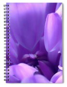 Light Purple Beauty Spiral Notebook