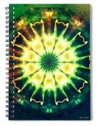 Light Show  Spiral Notebook