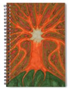 Light Tree Spiral Notebook