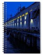 Light Up The Dark Spiral Notebook