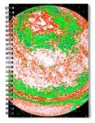 Light Years Away Spiral Notebook