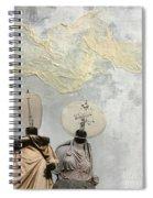 Lightbulb Ladies Spiral Notebook