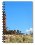 Lighthaus Darss Spiral Notebook