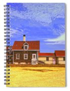 Lighthouse Cape Cod Spiral Notebook