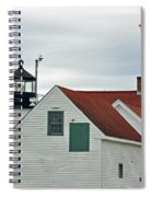 Lighthouse Spiral Notebook